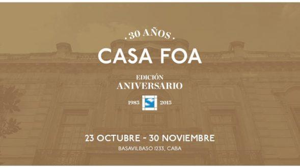 30º Aniversario de Casa FOA 3