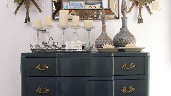 Mueble vintage laqueado 28
