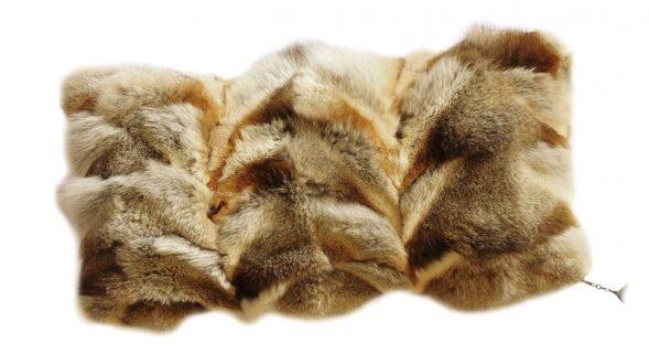 Almohadon de zorro 36