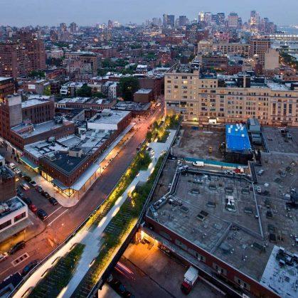 El traqueteo neoyorkino (segunda vuelta) 2