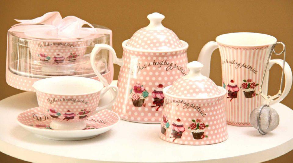 Piezas para té 1