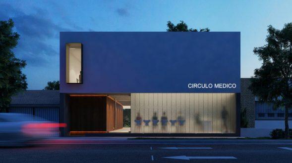 Circulo Medico Pehuajo, 3er Premio 3