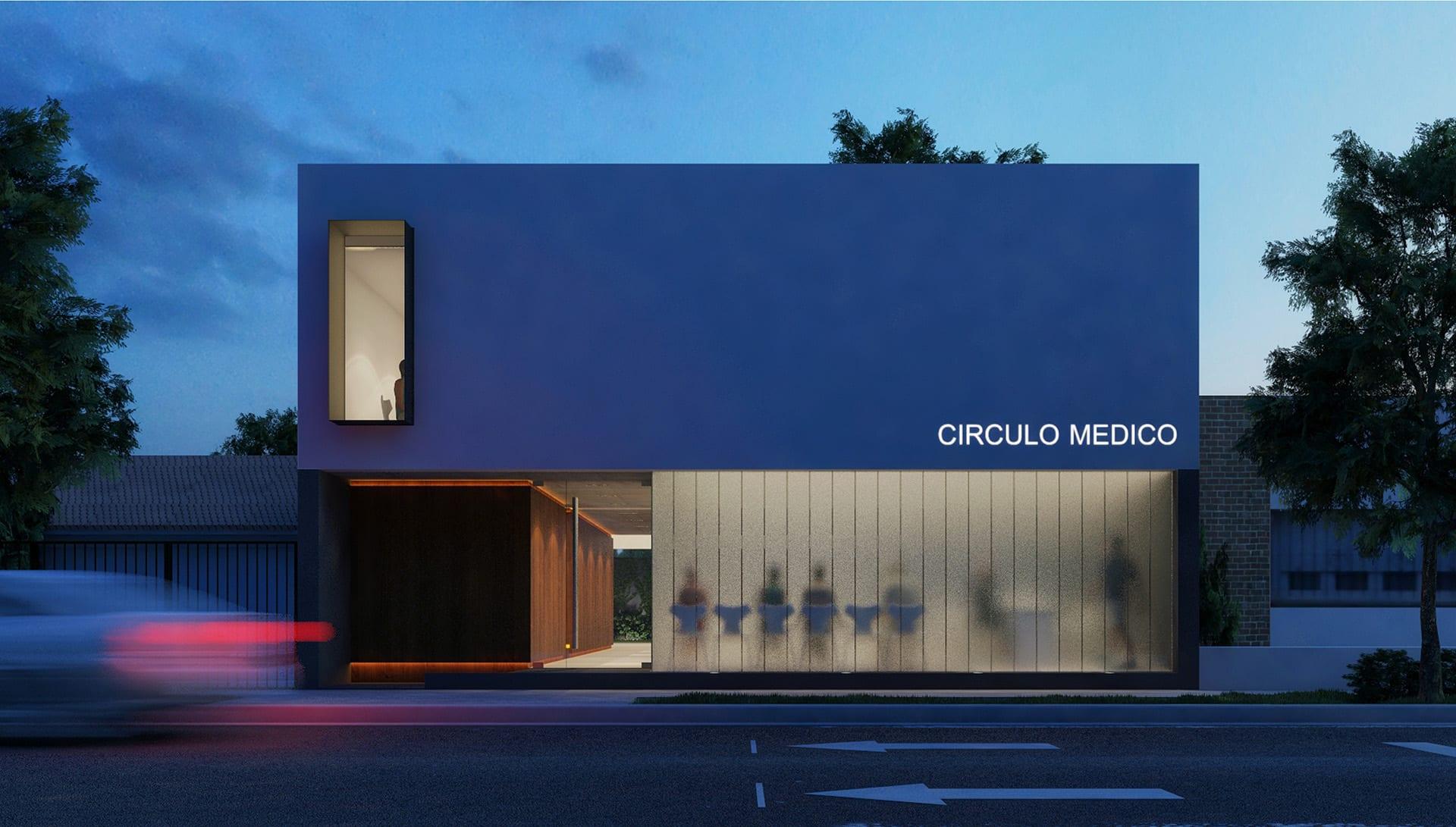 Circulo Medico Pehuajo, 3er Premio 1