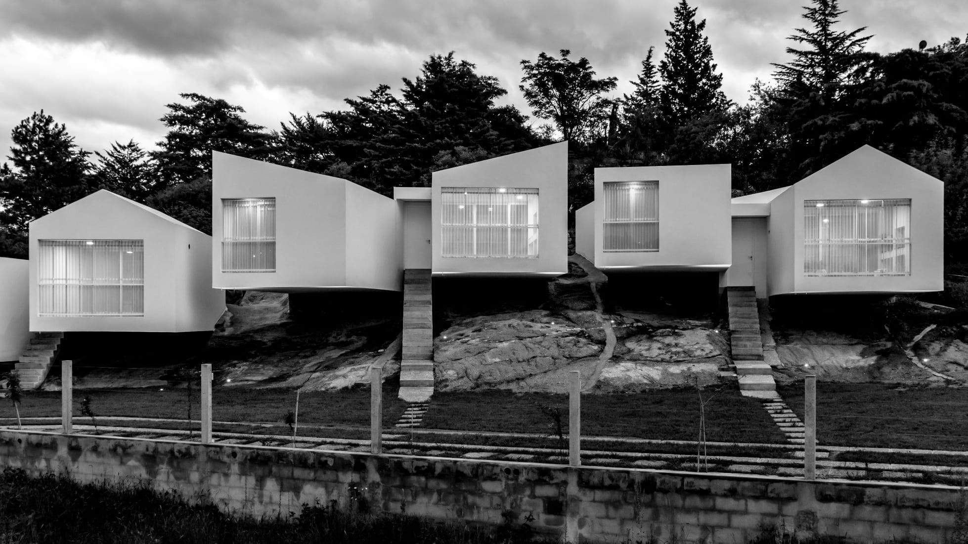 5 casas