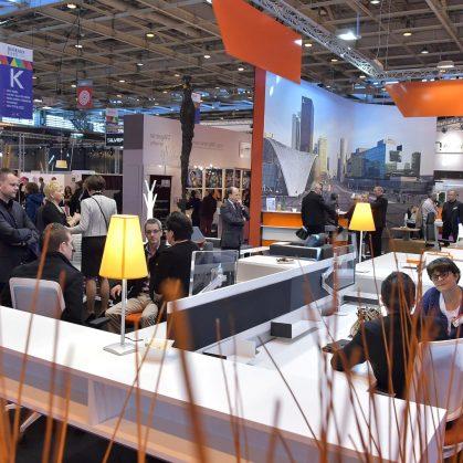 Bureaux Expo 2016, Paris FR 1