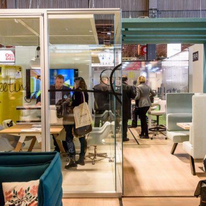 Bureaux Expo 2016, Paris FR 2