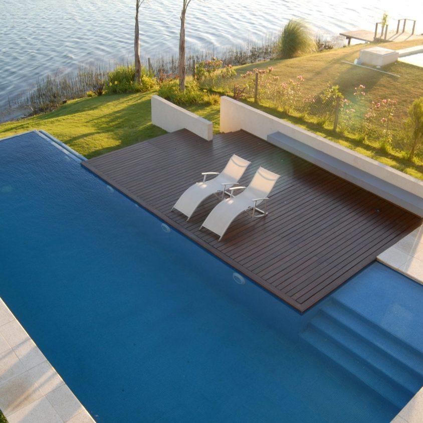 Casa junto al agua 9