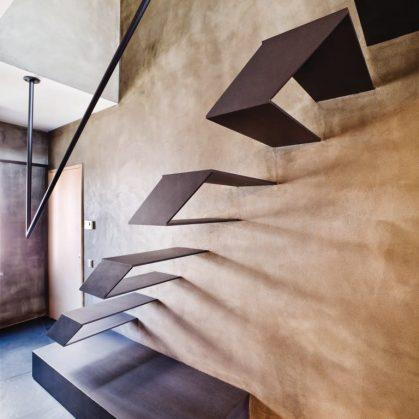 Inspiración en diseño de escaleras 16