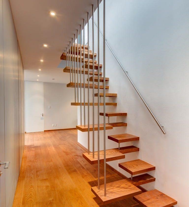 Inspiración en diseño de escaleras 9