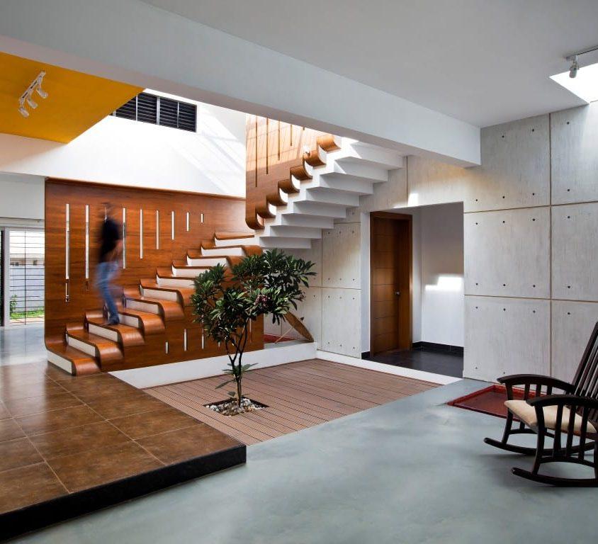 Inspiración en diseño de escaleras 31