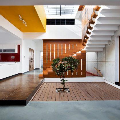 Inspiración en diseño de escaleras 29
