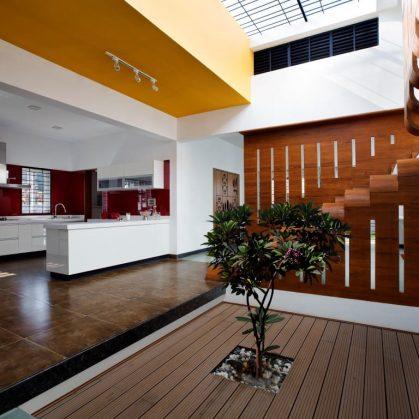 Inspiración en diseño de escaleras 30