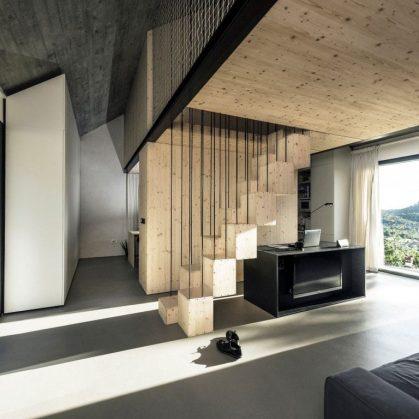 Inspiración en diseño de escaleras 5