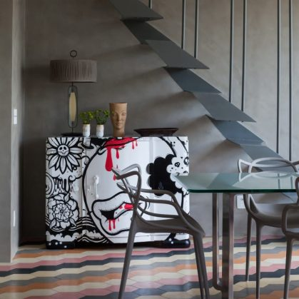 Inspiración en diseño de escaleras 57