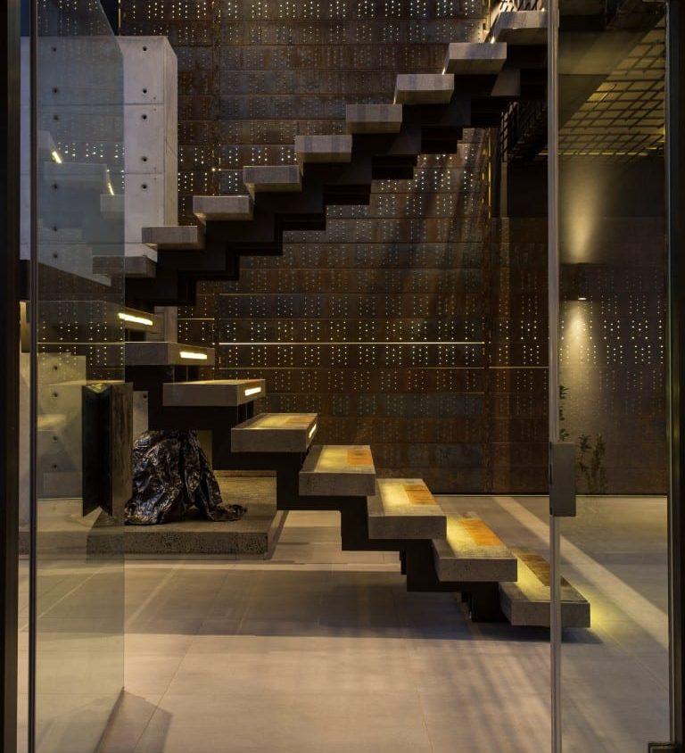 Inspiración en diseño de escaleras 36