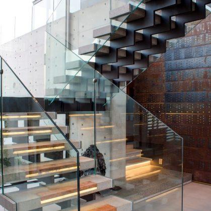 Inspiración en diseño de escaleras 37