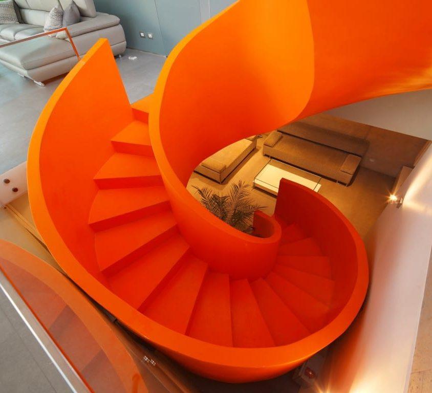 Inspiración en diseño de escaleras 11