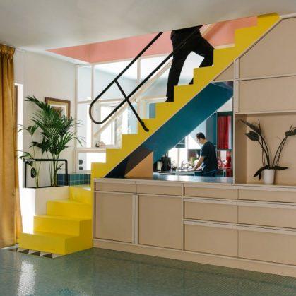 Inspiración en diseño de escaleras 24