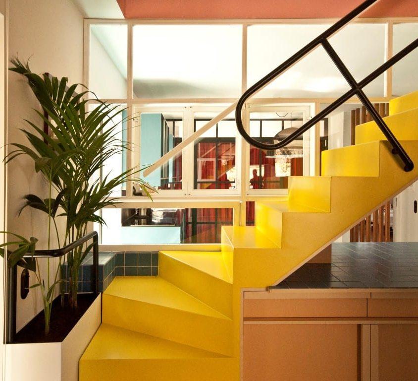 Inspiración en diseño de escaleras 23