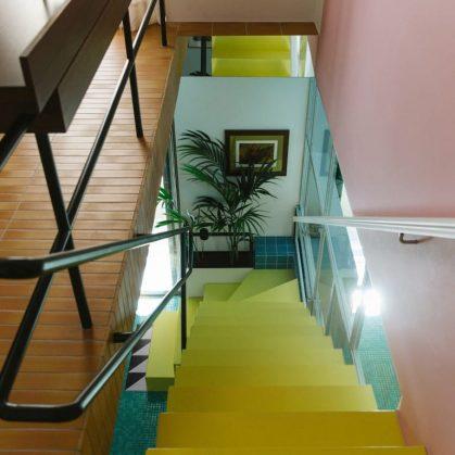 Inspiración en diseño de escaleras 25