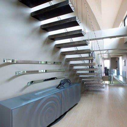Inspiración en diseño de escaleras 20