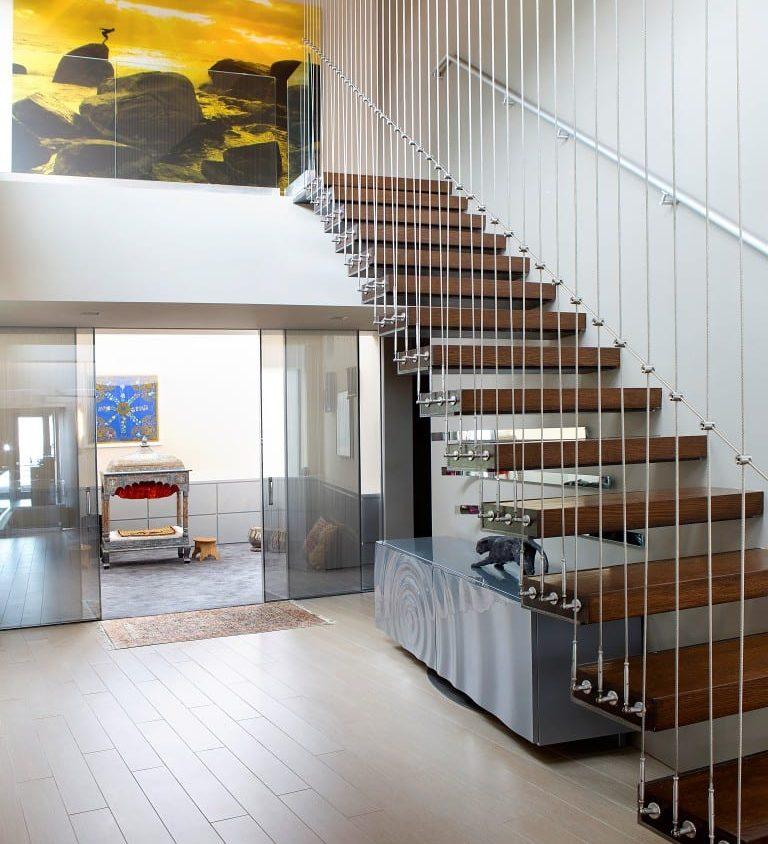 Inspiración en diseño de escaleras 22