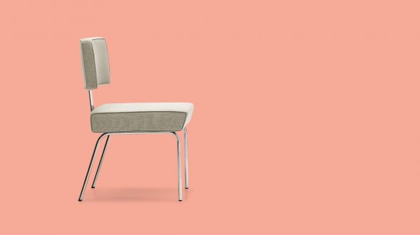 Tremaine Side Chair Steel 4