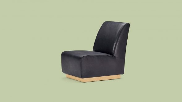 Slipper Chair 1