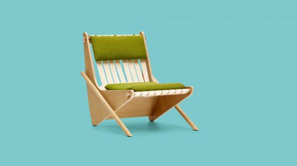 Boomerang Chair 13