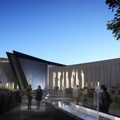Museo del Kurdistán en Erbil, Irak 3