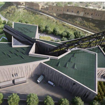 Museo del Kurdistán en Erbil, Irak 4