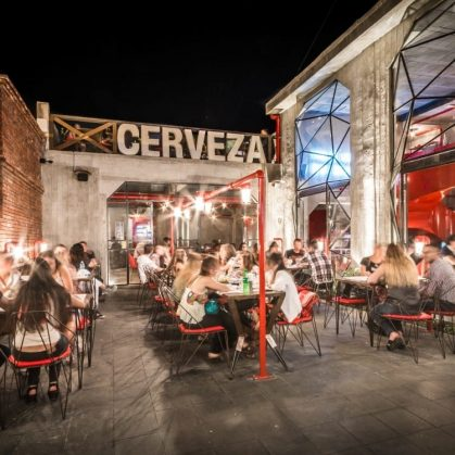 Capitán Central: una monumental cervecera en Córdoba 8