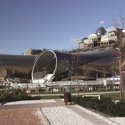 Rhike Park, la Arquitectura de lo Magnífico 3