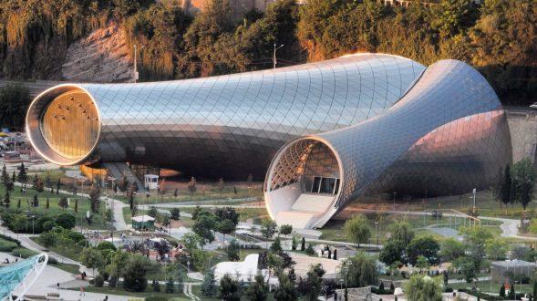 Rhike Park, la Arquitectura de lo Magnífico 14