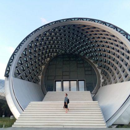 Rhike Park, la Arquitectura de lo Magnífico 4
