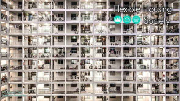 Concurso Flexible Housing Society 1