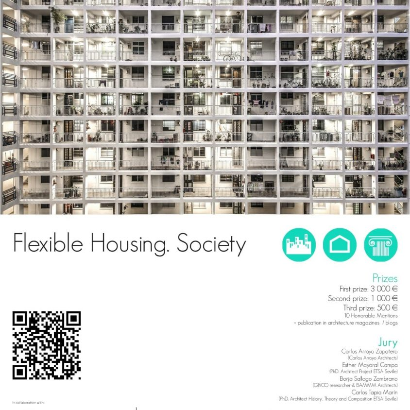 Concurso Flexible Housing Society 1