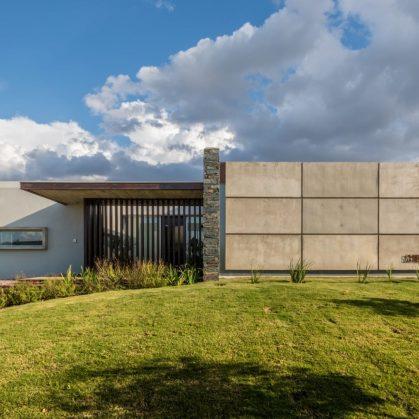 El jardín como estructurador de la vivienda contemporánea 3