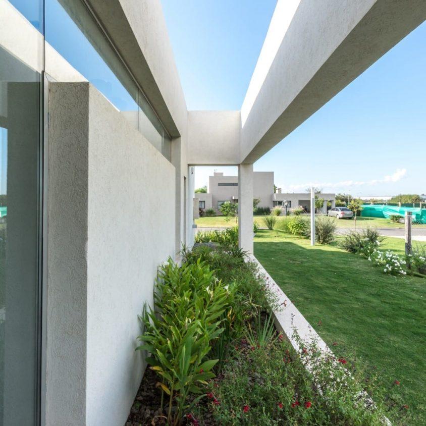 El jardín como estructurador de la vivienda contemporánea 9