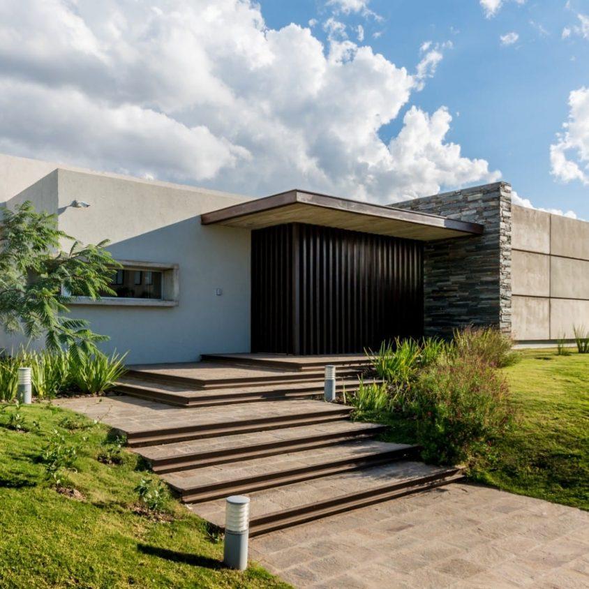 El jardín como estructurador de la vivienda contemporánea 5