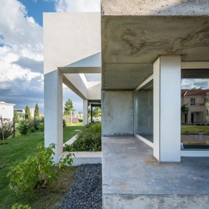 El jardín como estructurador de la vivienda contemporánea 10