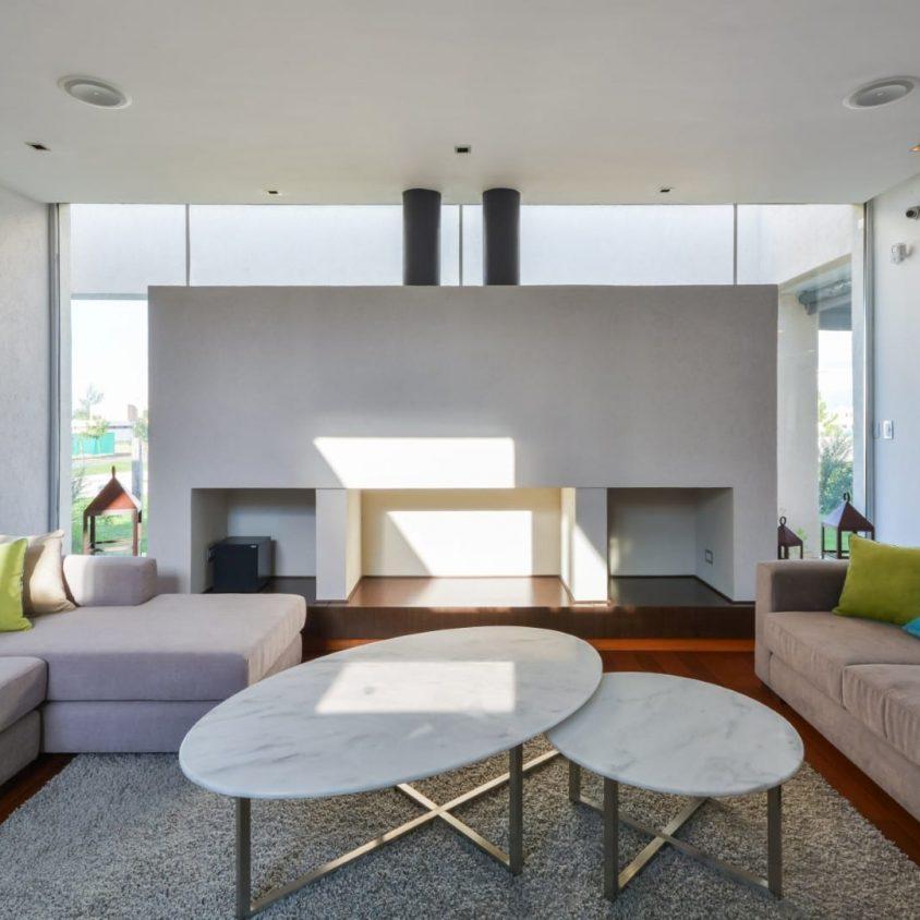 El jardín como estructurador de la vivienda contemporánea 12