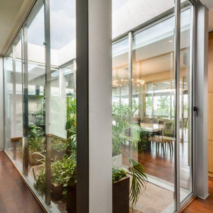 El jardín como estructurador de la vivienda contemporánea 15