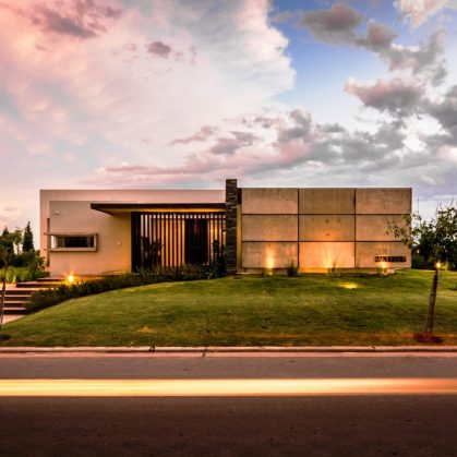El jardín como estructurador de la vivienda contemporánea 21