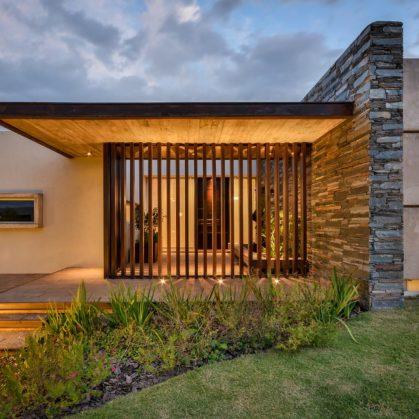 El jardín como estructurador de la vivienda contemporánea 22