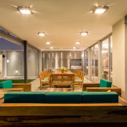 El jardín como estructurador de la vivienda contemporánea 19