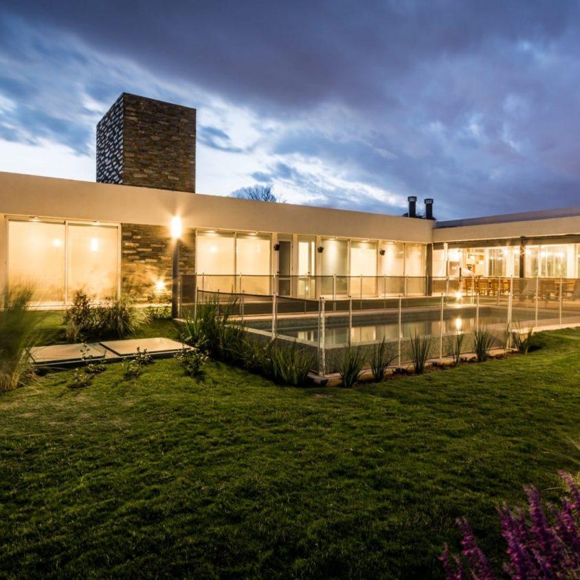 El jardín como estructurador de la vivienda contemporánea 1