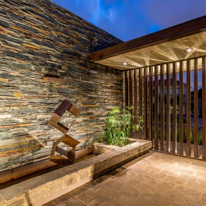 El jardín como estructurador de la vivienda contemporánea 23