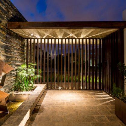 El jardín como estructurador de la vivienda contemporánea 24