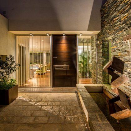 El jardín como estructurador de la vivienda contemporánea 25
